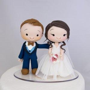 Topper boda personalizado