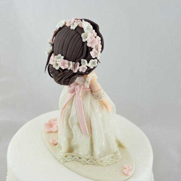Topper para tarta de comunion